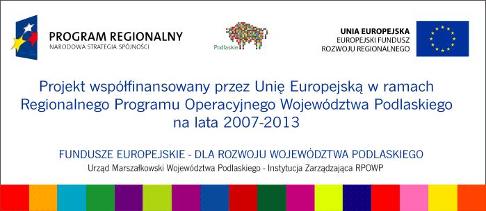 Podlaski Fundusz Poręczeniowy Sp. z o.o. uzyskał dofinansowanie z RPO WPO