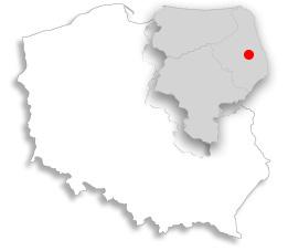 PFP działa na terenie 3 województw - podlaskie, mazowieckie i warmińsko-mazurskie